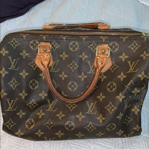 Vintage patina speedy 25